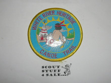 White River Heritage Canoe Trail Patch #2