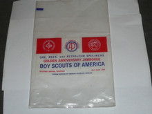 1960 National Jamboree Trading Post Bag