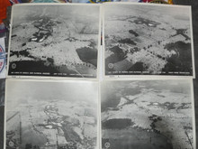 "1964 National Jamboree Set of Four Ariel 8x10"" Photographs"