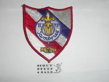 1973 National Jamboree Shield Patch