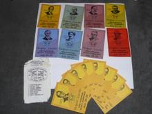 1985 National Jamboree Wide Game Card Set
