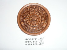 1997 National Jamboree Leather Patch