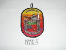 1997 National Jamboree Gateway to History Patch