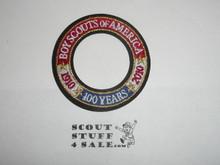 2010 National Jamboree Uniform 100th Anniversary Patch
