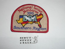 2010 National Jamboree Southern Region Patch