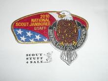 2010 National Jamboree National Eagle Scout Association STAFF JSP