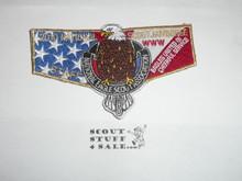 2010 National Jamboree National Eagle Scout Association STAFF Flap Patch