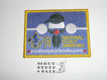 2013 National Jamboree picabooyearbooks.com Patch