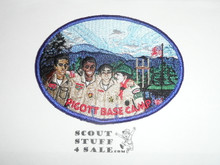2013 National Jamboree Piggott Base Camp Patch