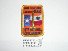 1973 National Jamboree JCP - Sam Houston Area Council