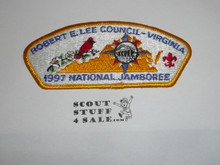 1997 National Jamboree JSP - Robert E. Lee Council