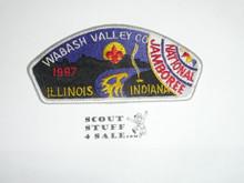 1997 National Jamboree JSP - Wabash County Council