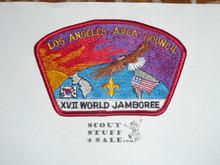2007 World Jamboree JSP - Los Angeles Area Council