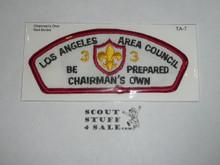 Los Angeles Area Council ta7 CSP