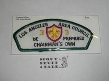 Los Angeles Area Council ta8 CSP