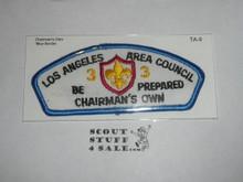 Los Angeles Area Council ta9 CSP