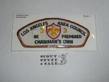 Los Angeles Area Council ta9:1 CSP