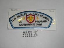 Los Angeles Area Council ta9:2 CSP
