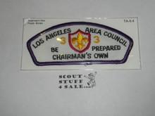 Los Angeles Area Council ta9:4 CSP