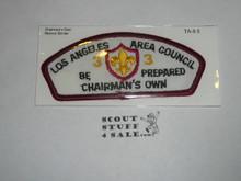 Los Angeles Area Council ta9:5 CSP