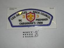 Los Angeles Area Council ta9:6 CSP