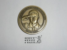 Golden Empire Council Large Bronze Coin / Token, Serving America's Heartland Since 1920