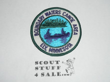 Northern Tier National Canoe Base, Boundary Waters Canoe Area Patch