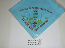 William H. Pouch Scout Camp Neckerchief, Greater New York Council