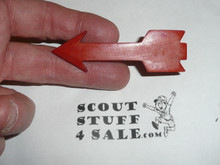Red Arrow NEAL Neckerchief Slide