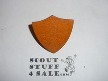 William Pouch Scout Camp NEAL Neckerchief Slide, Greater New York Council