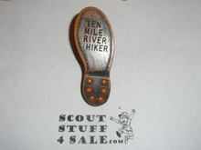 Ten Mile River Hiker Boot NEAL neckerchief slide
