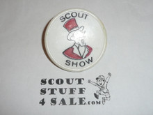 Scout Show Plastic Neckerchief Slide