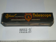 Official Boy Scout Telescope, Box Only