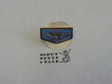 Yustaga O.A. Lodge #385 Flap Pin - Scout