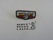 Wipala Wiki O.A. Lodge #432 Flap Pin - Scout