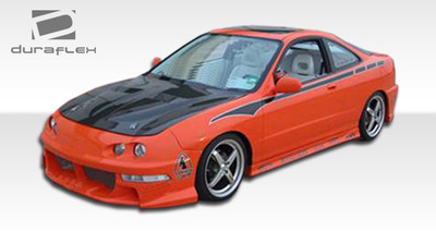 Acura Integra 2DR Xtreme Duraflex Side Skirts Body Kit 1994-2001