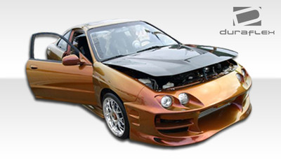 Acura Integra 4DR Bomber Duraflex Full Body Kit 1998-2001