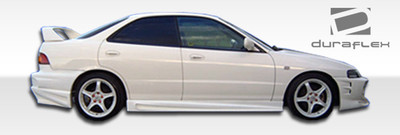 Acura Integra 4DR Bomber Duraflex Side Skirts Body Kit 1994-2001