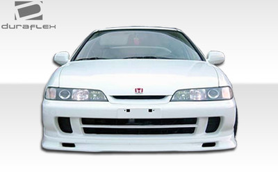 Acura Integra Spoon Style Duraflex Front Bumper Lip Body Kit 1994-2001