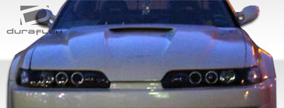 Acura Integra Spyder 2 Duraflex Body Kit- Hood 1990-1993