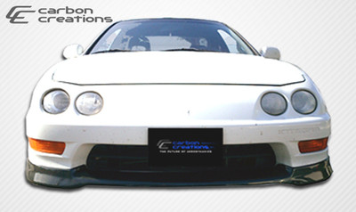 Acura Integra Type R Carbon Fiber Creations Front Bumper Lip Body Kit 1998-2001