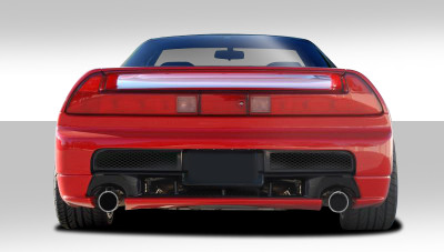 Acura NSX GT Competition Duraflex Rear Body Kit Bumper 1991-2005