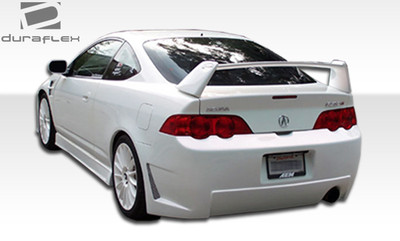 Acura RSX B-2 Duraflex Rear Body Kit Bumper 2002-2004