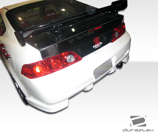 Acura RSX C-2 Duraflex Rear Body Kit Bumper 2005-2006