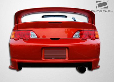 Acura RSX GT300 Duraflex Rear Wide Body Kit Bumper 2002-2004