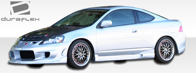 Acura RSX I-Spec 2 Duraflex Side Skirts Body Kit 2002-2006
