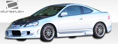 Acura RSX I-Spec 2 Duraflex Side Skirts Body Kit 2002-2006
