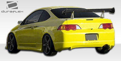 Acura RSX J-Spec Duraflex Rear Body Kit Bumper 2005-2006