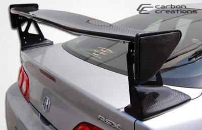Acura RSX Type M Carbon Fiber Creations Body Kit-Wing/Spoiler 2002-2006