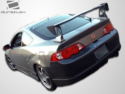 Acura RSX Type M Duraflex Rear Body Kit Bumper 2002-2004